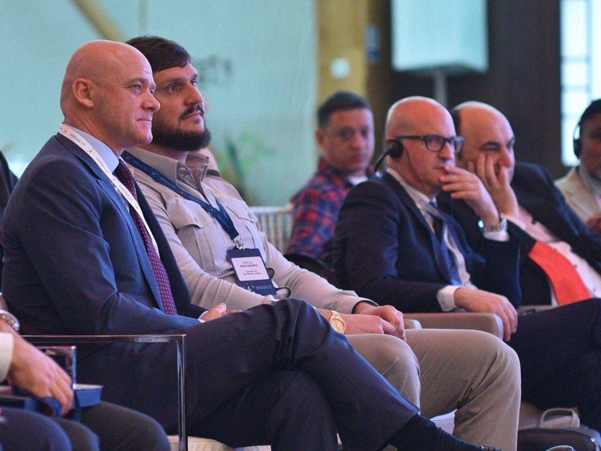 Международный инвестиционный бизнес-форум проходит в Одессе уже во второй раз