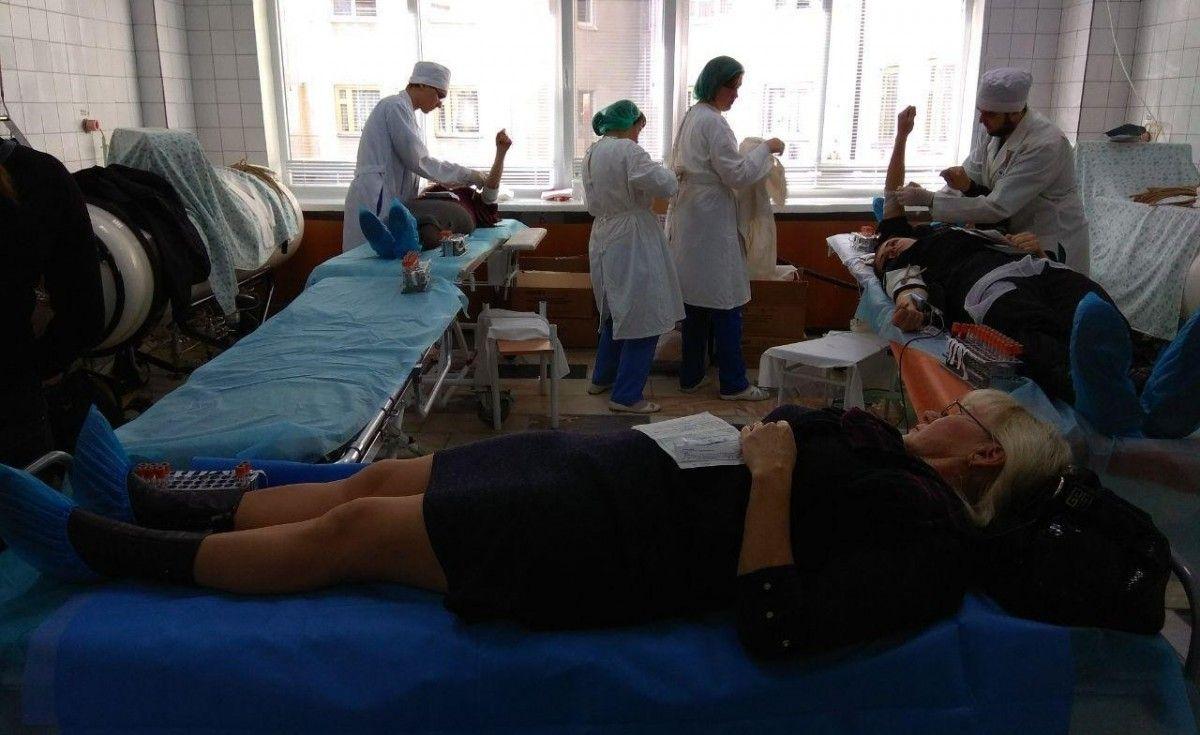 Нормы действующего законодательства о донорстве крови и ее компонентов требуютизменений / фото 056.ua