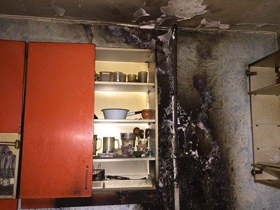 УКиєві прогримів вибух ужитловому будинку