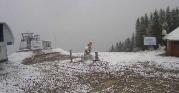 На Закарпатті сьогодні очікується сильний сніг / Новини Закарпаття
