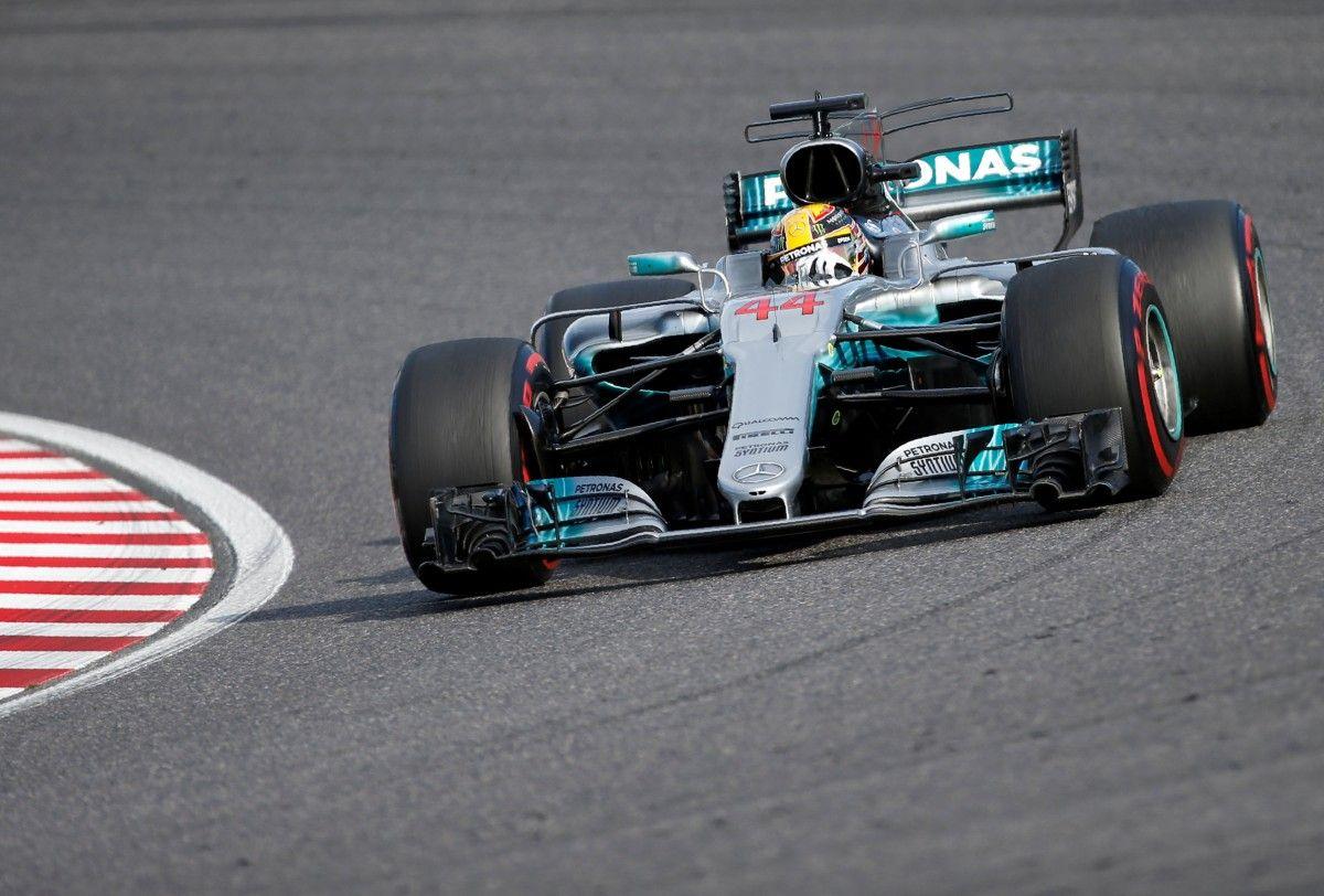 Хемілтон виграв кваліфікацію Гран-прі Сінгапуру / Reuters