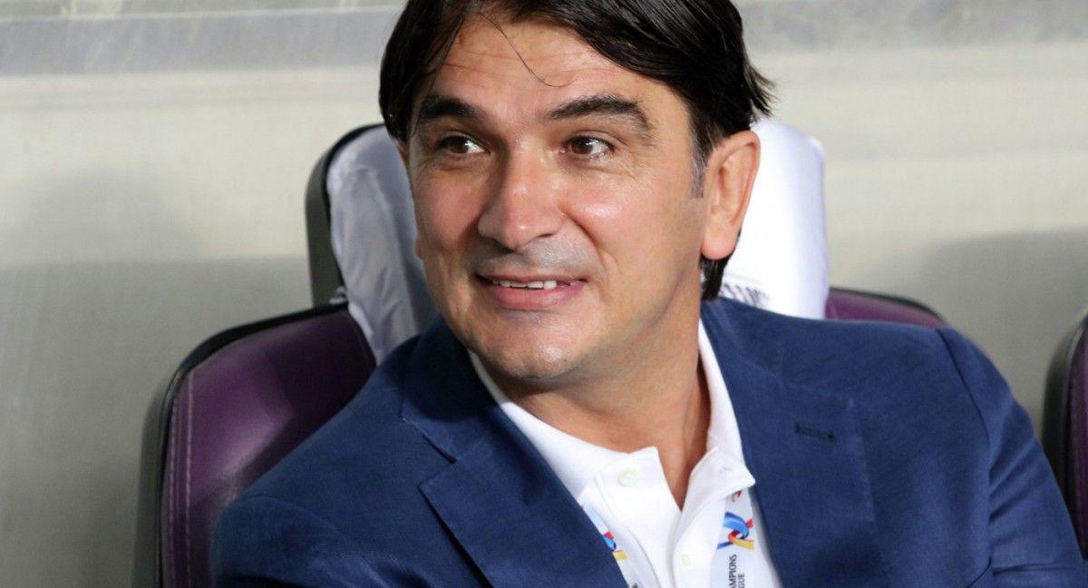 Далич верит в победу Хорватии над Украиной / Р-Спорт