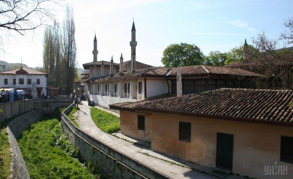 Ханский дворец в 2013 году был номинирован для предварительного включения в список ЮНЕСКО / фото УНИАН