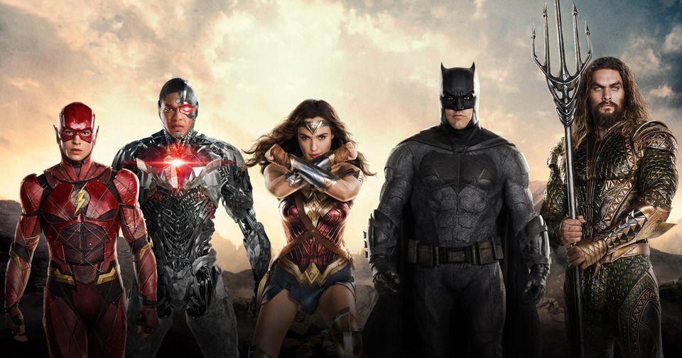 """Світ побачить """"Лігу справедливості"""" в монтажі Снайдера / WarnerBros"""