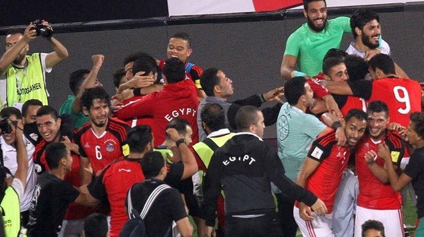 Сборная Египта по футболу стала очередным участником ЧМ-2018 / fifa.com