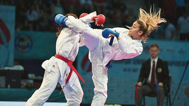 Анжелика Терлюга выиграла соревнования в Зальцбурге / wkf.com.ua
