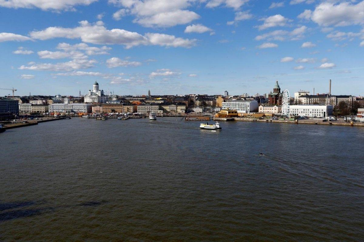 Столиця ФінляндіїГельсінки /REUTERS