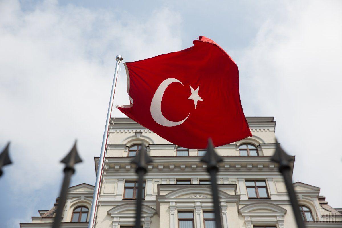 На затонувшем возле Турции судне было 11 украинцев, четверо погибли / фото УНИАН