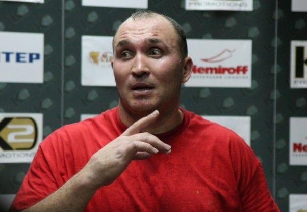 Устинов сразится за титул чемпиона мира / Fightnews.info