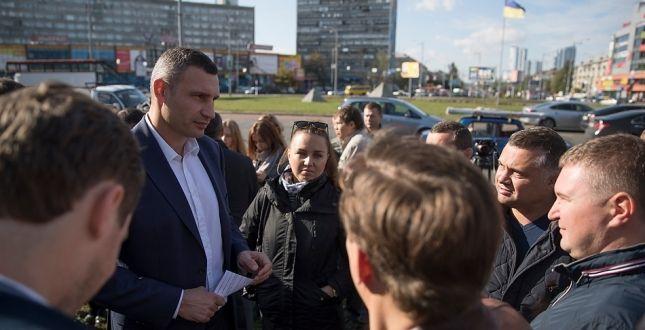 Основні роботи розпочнуться навесні 2018 року і триватимуть 2-3 місяці / kievcity.gov.ua