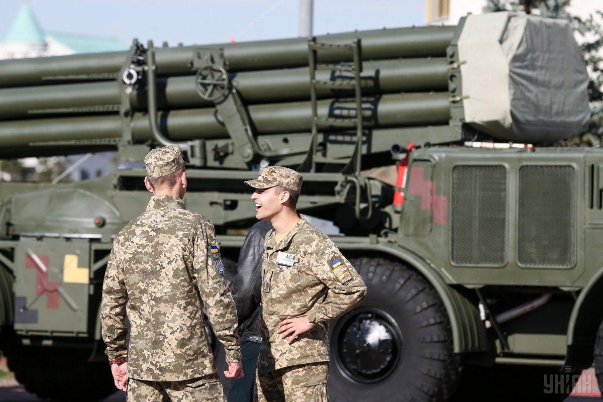 Наибольший рост производства продукции продемонстрировали Киевский бронетанковый завод / УНИАН