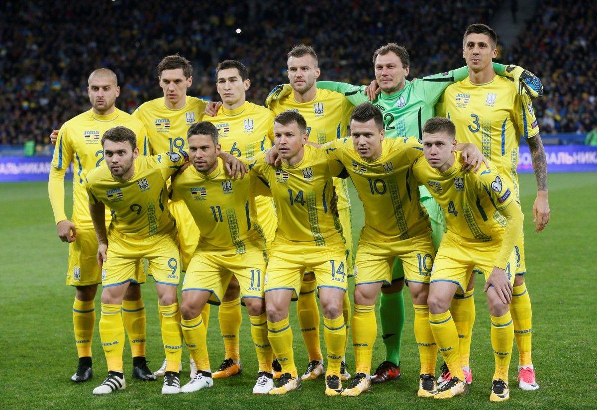 Дати матчів збірної України зміщені на один день / Reuters
