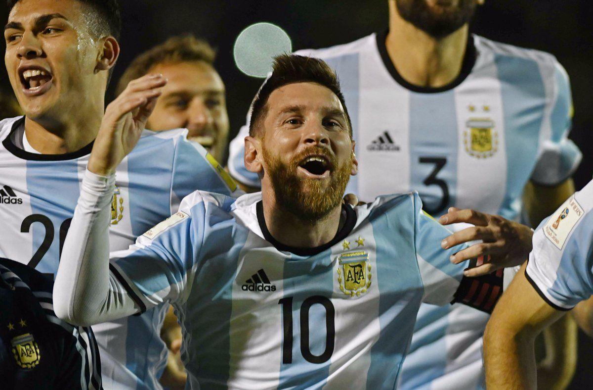 Месси вывел сборную Аргентины в финальный турнир Кубка мира / twitter.com/FIFAWorldCup