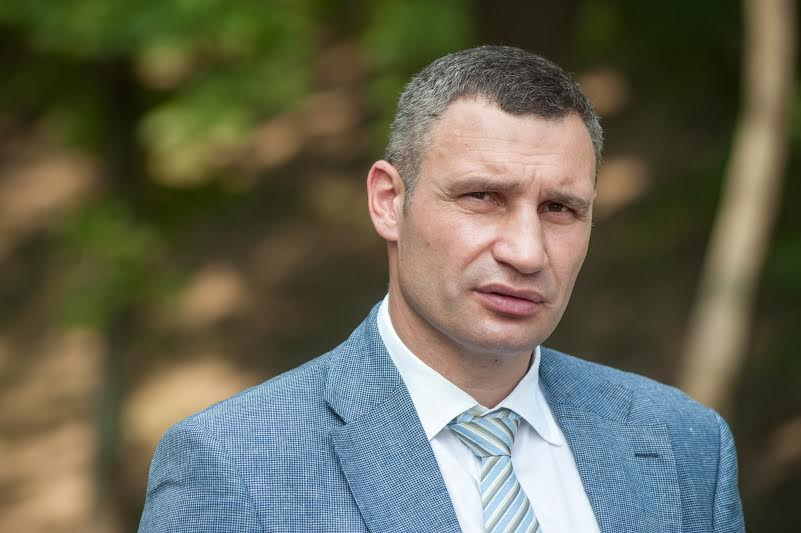 По словам Кличко, это направление очень важно для КГГА / фото kievcity.gov.ua