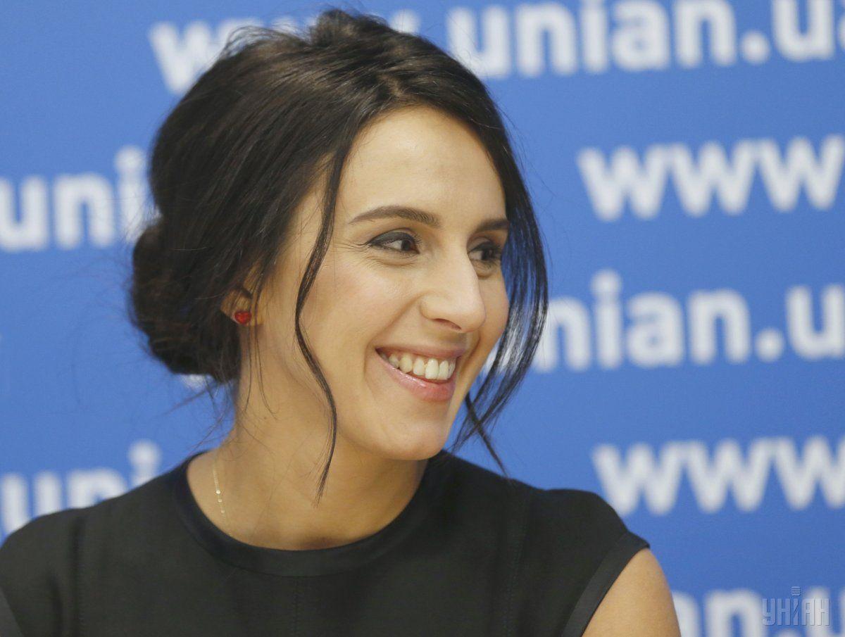 Джамала является членом жюри Нацотбора на Евровидение-2018 / фото УНИАН