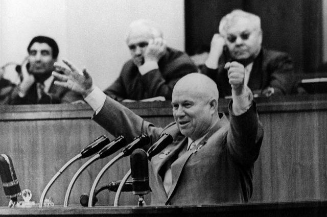 В 1959 году мир впервые услышал «Кузькину мать» / Фото russianlook.com