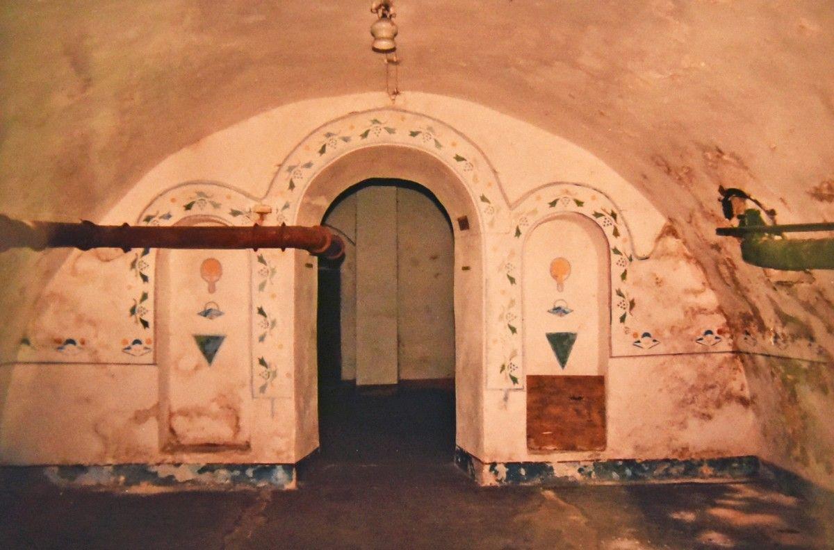 В підземну церкву, що розташована під обласної прокуратурою, усіх бажаючих водитимуть вже наступного року / фото Андрій Кір