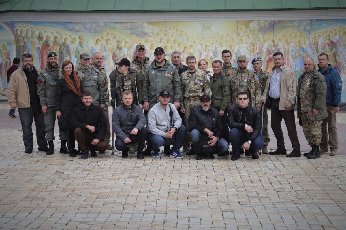 Рада ветеранів пильно стежитиме за подіями у Верховній Раді