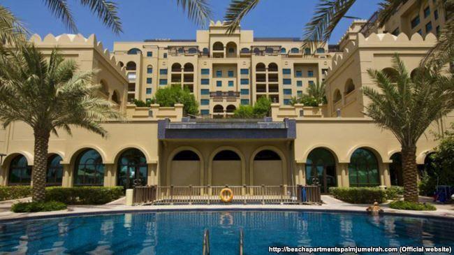 Апартаменти в Дубаї / фото radiosvoboda.org