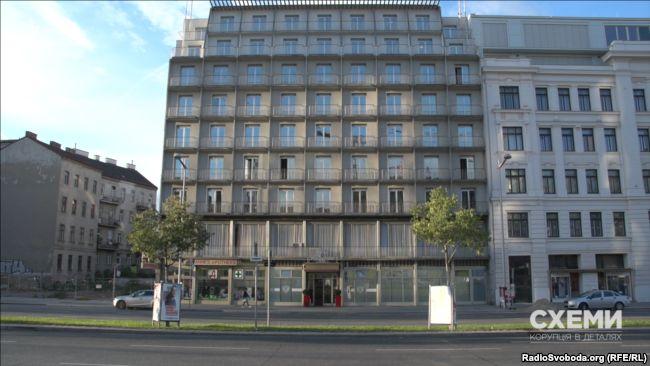 Четырехзвездочный отель Prinz Eugen / фото radiosvoboda.org