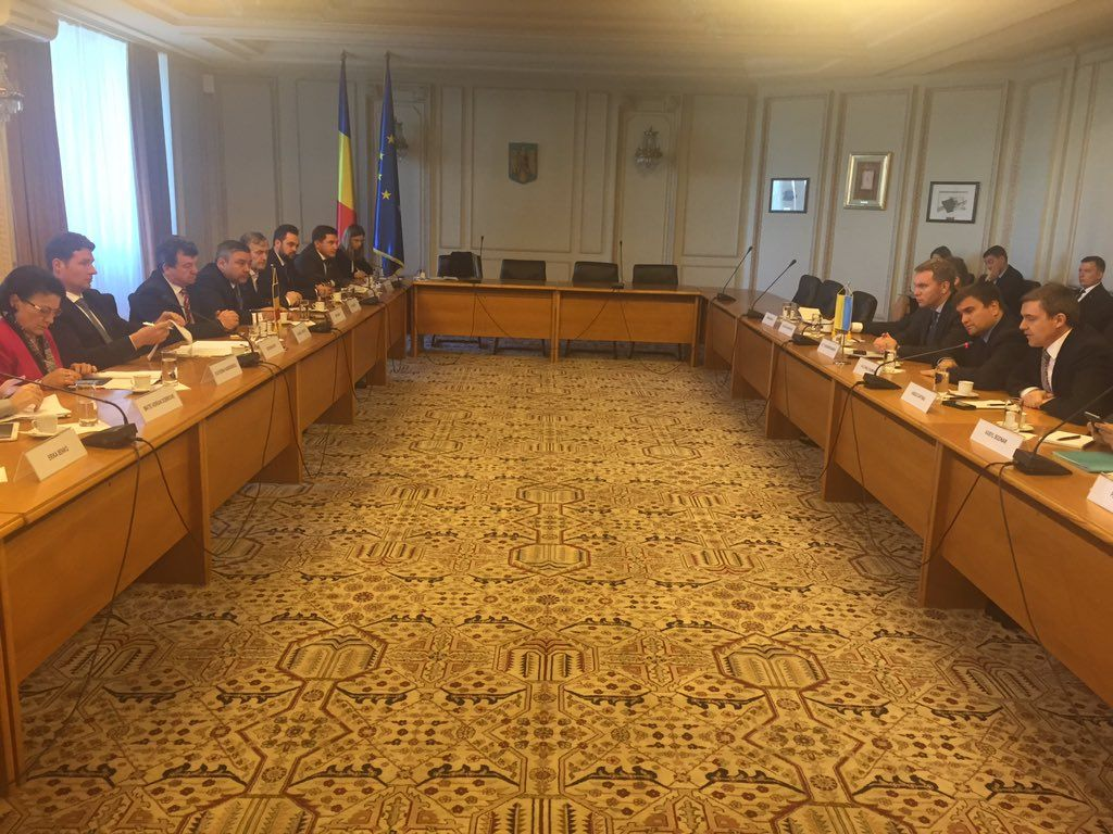 В МИД рассказали о важный сигнал от парламентариев Румынии / фото twitter.com/mariana_betsa