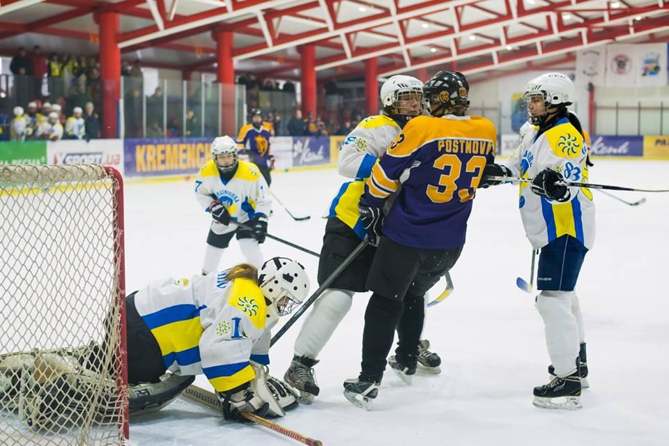 Сьогодні стартує друий сезон чемпіонату України серед жіночих команд / facebook.com/hcukrainochka