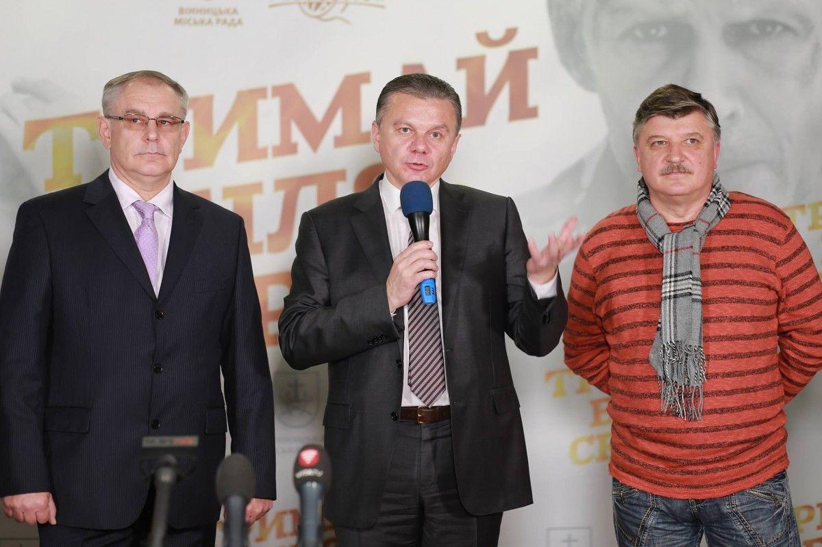 У Вінниці відбулася прем'єра українського фільму