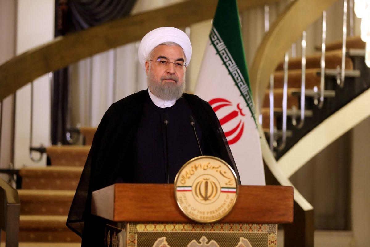 Хасан Роухані / фото REUTERS
