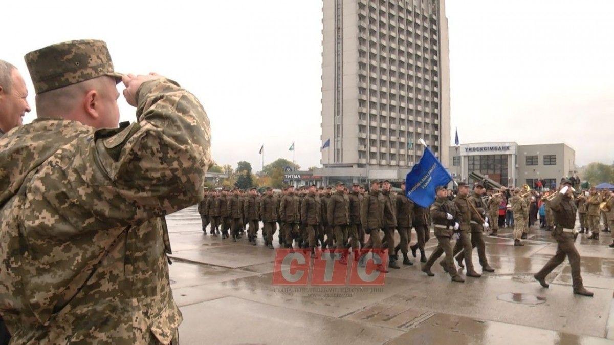 Участие в этих мероприятиях приняли до двух тысяч человек / Фото sts.sumy.ua