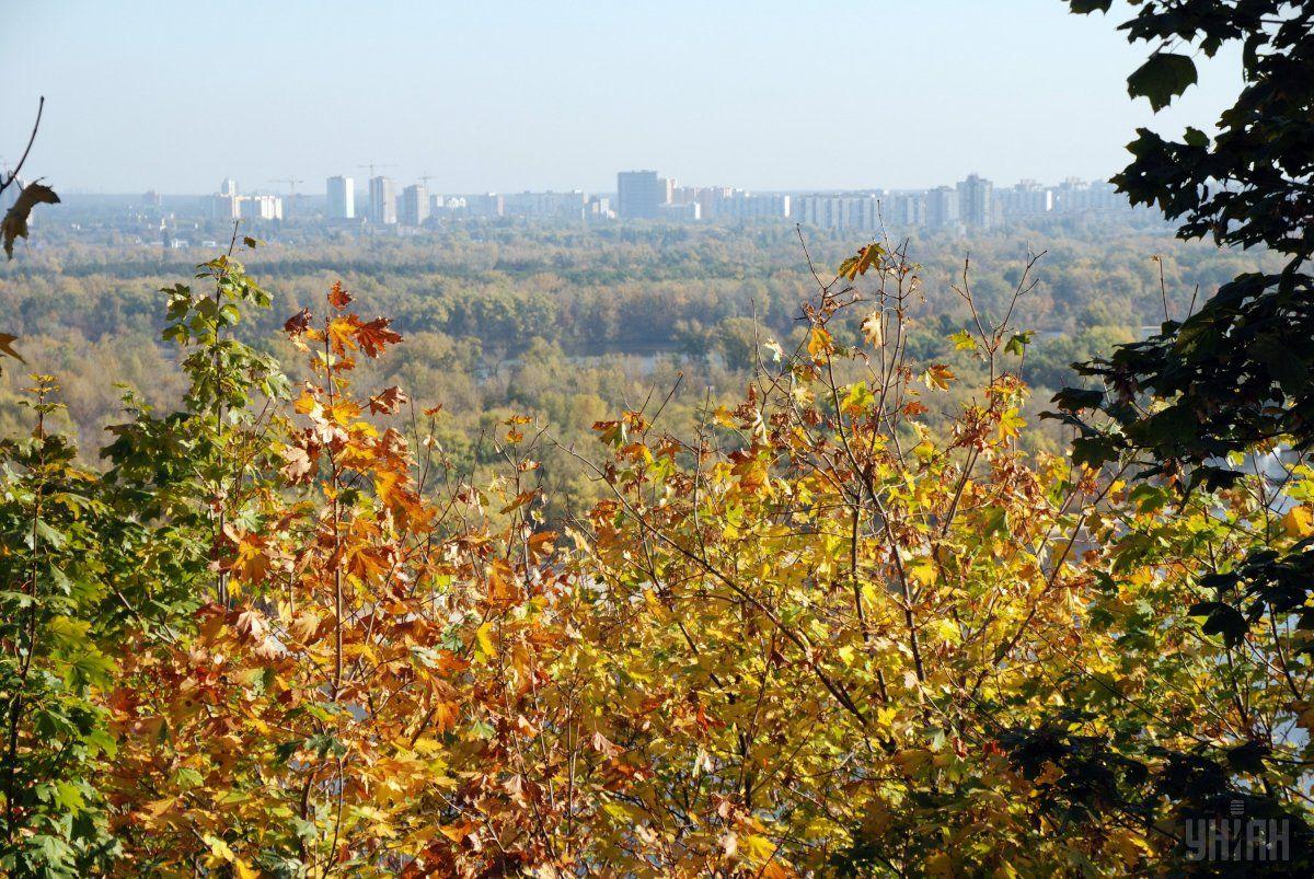 Осінь в Україні буде переважно теплою та сухою / УНІАН