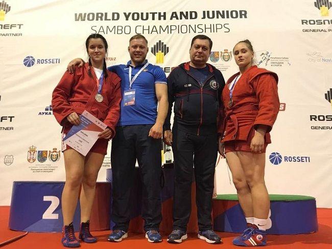 Збірна Ураїни завоювала 13 медалей на молодіжному чемпіонаті світу з самбо / sambo.net.ua