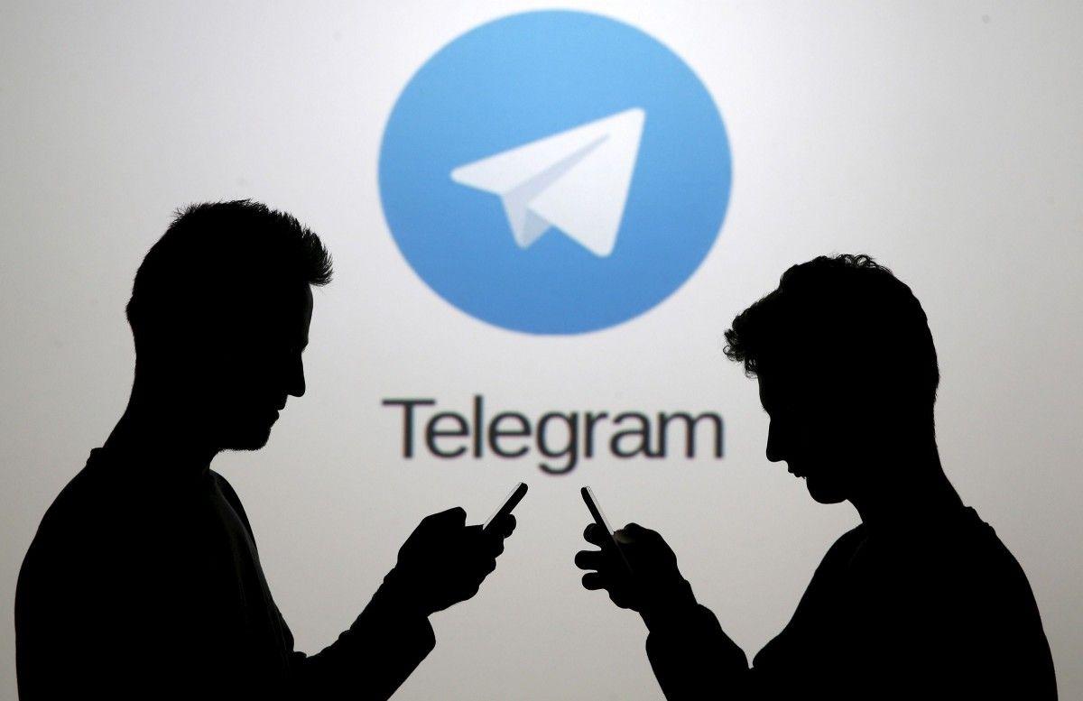 Програма для Android маскується під Telegram / Ілюстрація REUTERS