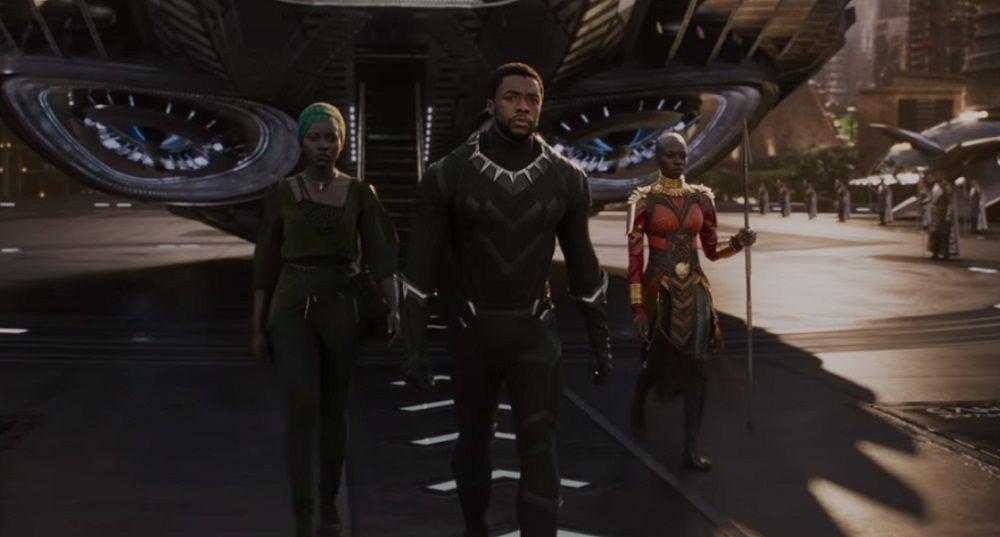 Чорній пантері належить запобігти світову війну у всесвіті Marvel / Кадр з трейлера