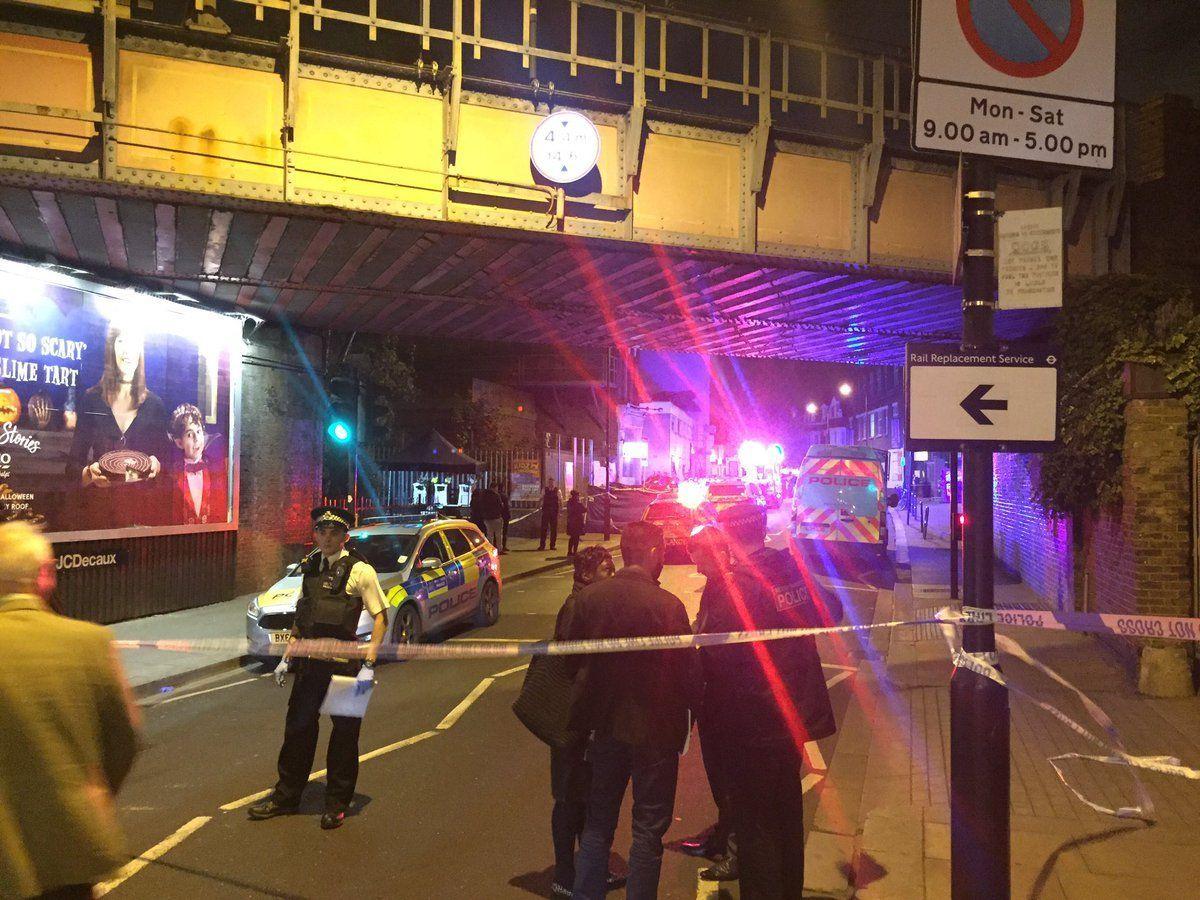 Напад стався біля станції метро