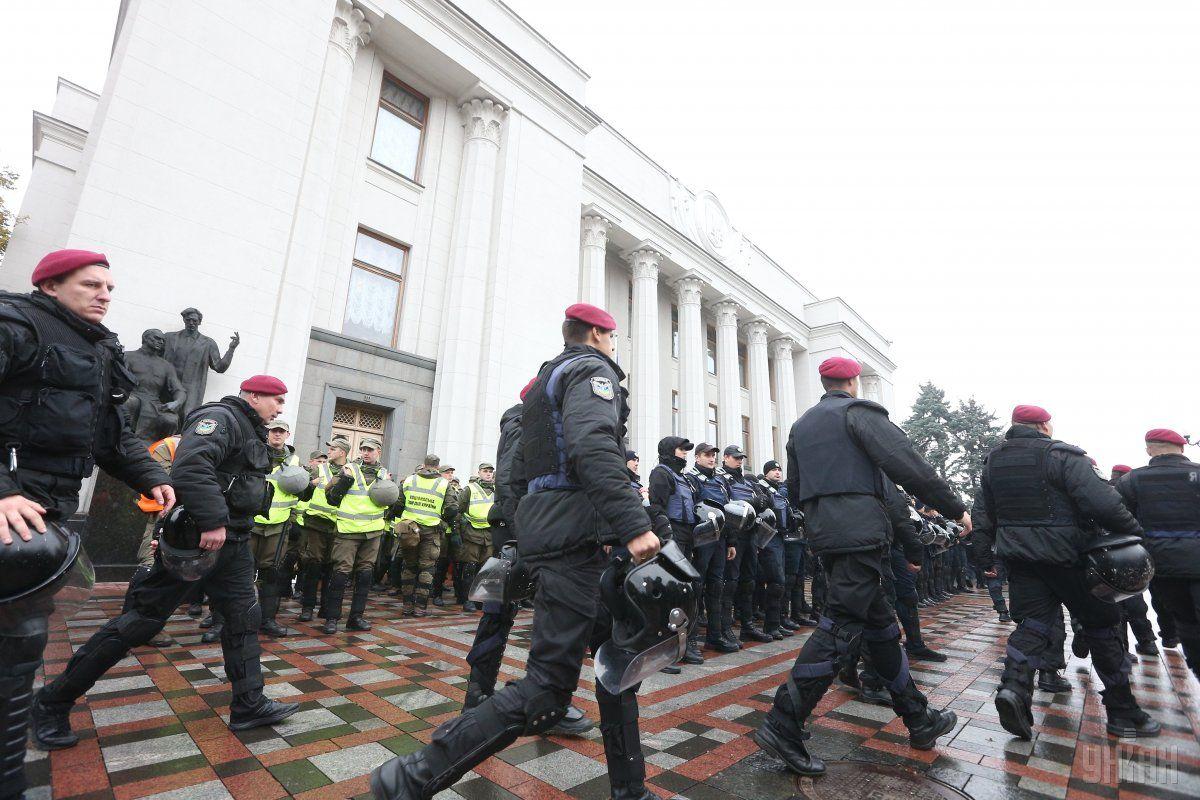 Правоохранители надеются на то, что и организаторы акции, и ее участники будут соблюдать общепринятые правила / УНИАН