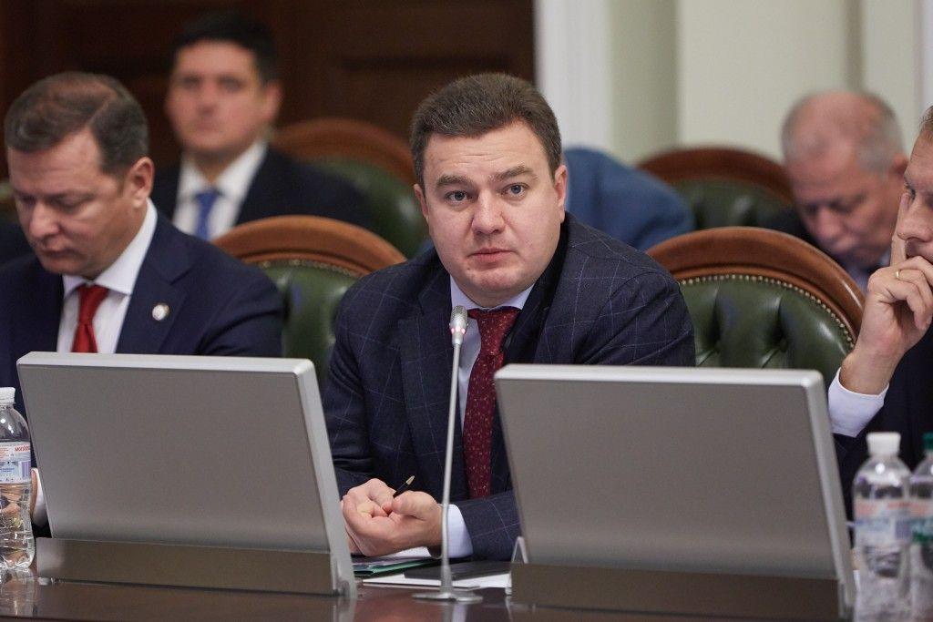 Нардеп Виктор Бондарь / фото vidrodzhennya.org.ua