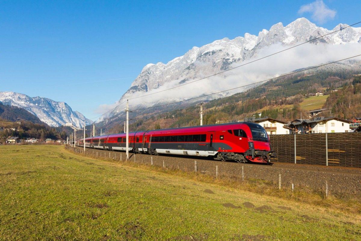 Прямой поезд Киев-Вена начнет курсировать с10декабря