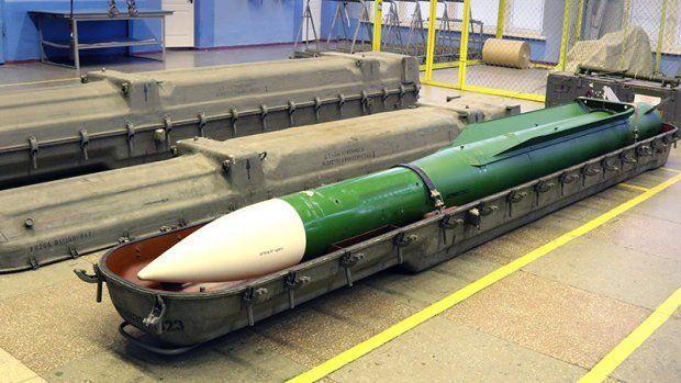 Грузия передала Нидерландам ракету комплекса