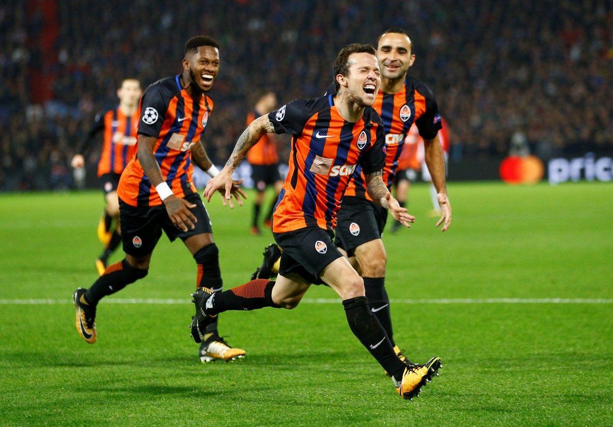 «Шахтер» вырвал победу вНидерландах— Лига чемпионов