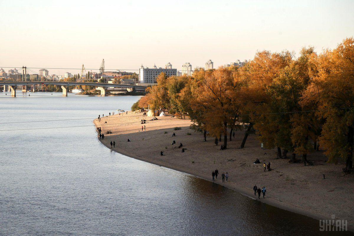 На выходных в Украине будет тепло / УНИАН