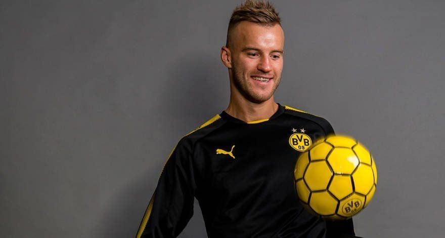 Андрій Ярмоленко подорожчав на 7 млн євро / bvb.de