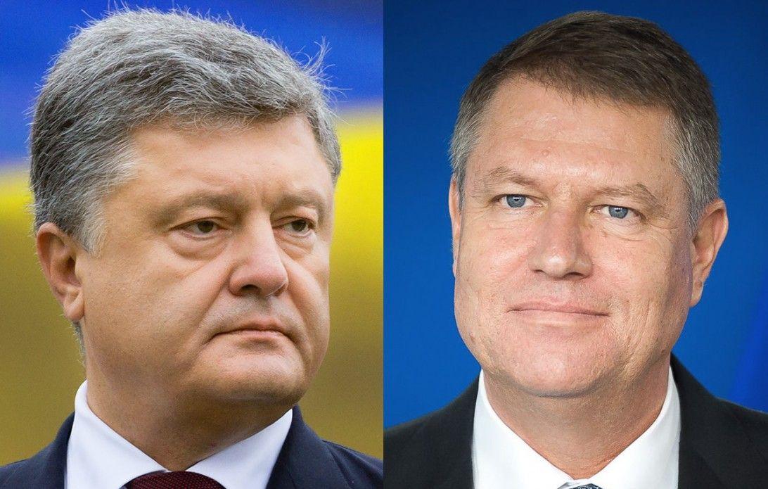 Йоханніс во время разговора подтвердил неизменность поддержки территориальной целостности Украины / фото president.gov.ua
