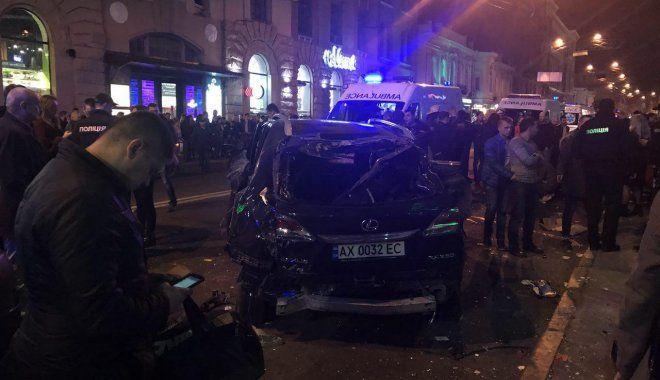 В Харькове произошло ужасное ДТП / фото newsroom.kh.ua
