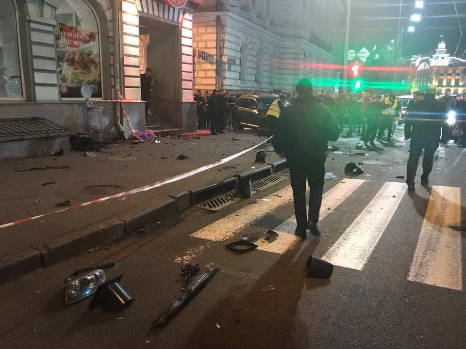 Врачи прооперировали трех пострадавших / npu.gov.ua