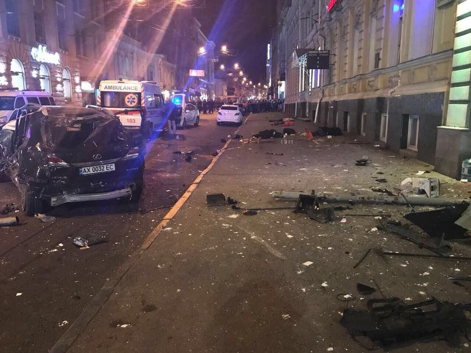 Авария унесла 6 жизней / npu.gov.ua