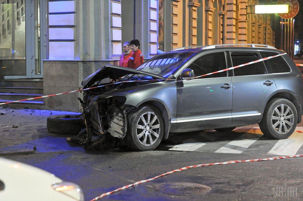 Внаслідок ДТП загинули п'ятеро осіб, ще шестеро отримали травми / Фото npu.gov.ua