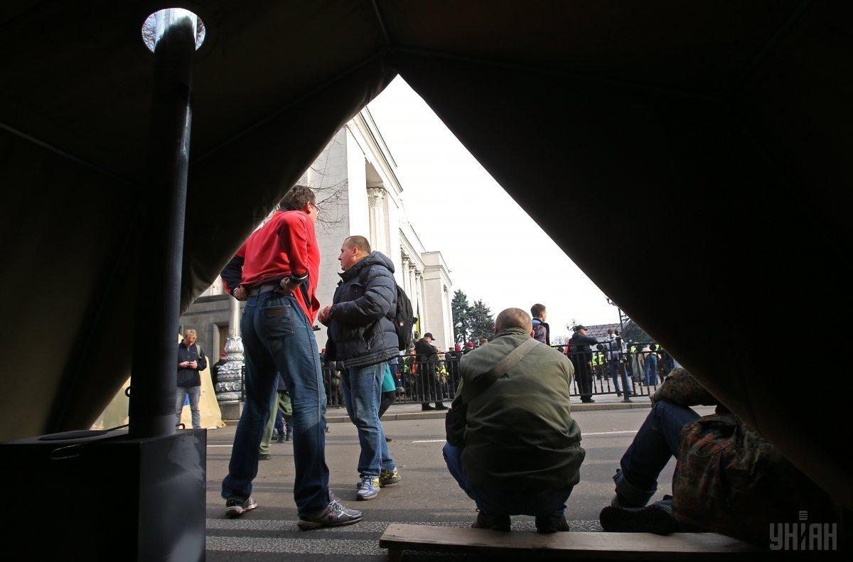 Количество полицейских, которые будут привлечены к охране , пока неизвестно / фото УНИАН