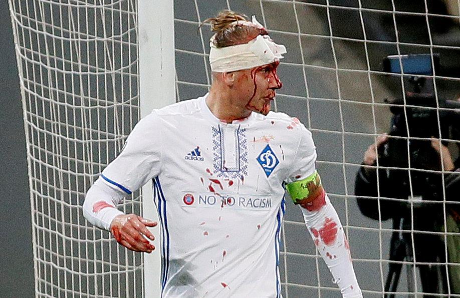 Вида и Сидорчук не доиграли поединок из-за травм / Reuters
