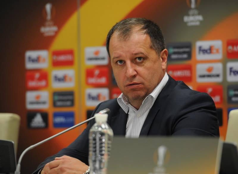 Вернидуб закликав тренерів весь час вчитися / facebook.com/FCZoryaLuhansk