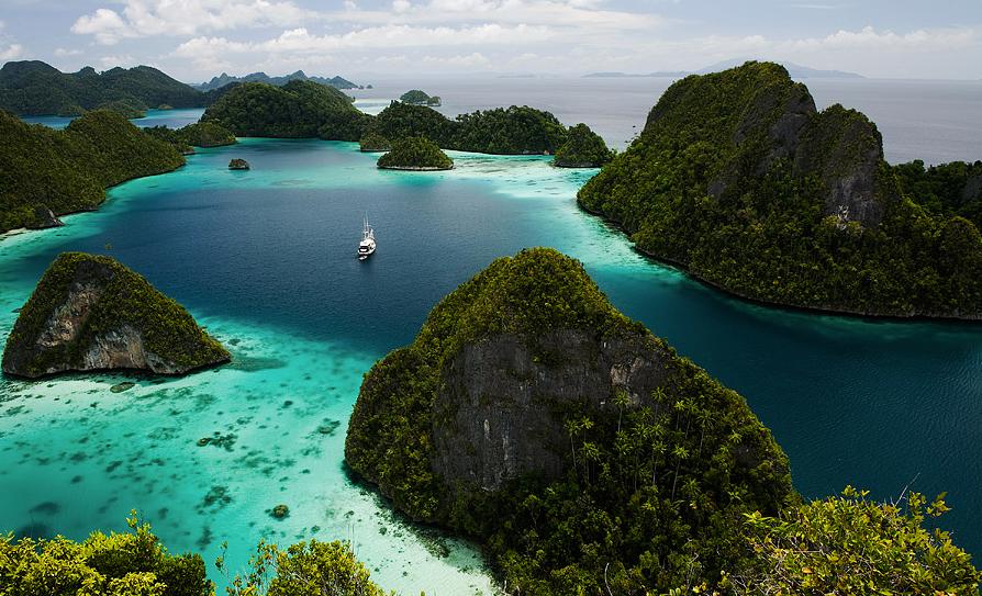 В Папуа-Новой Гвинее произошло землетрясение / WestEastSouthNorth